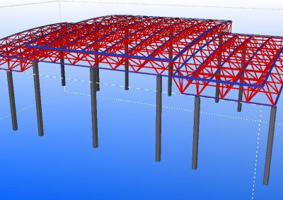 design of space frame structures