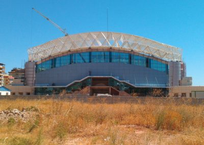 space frame building