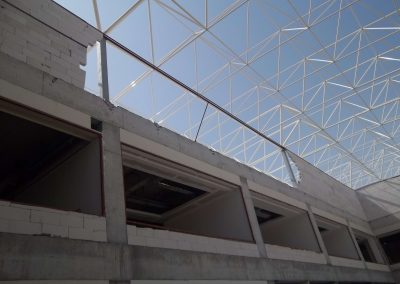 space frame canopy