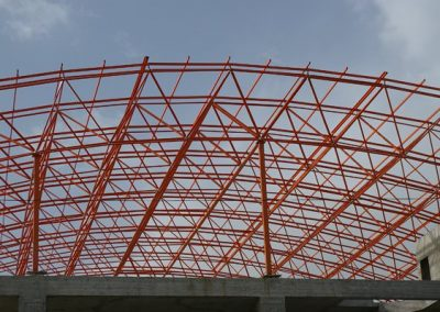 space frame section