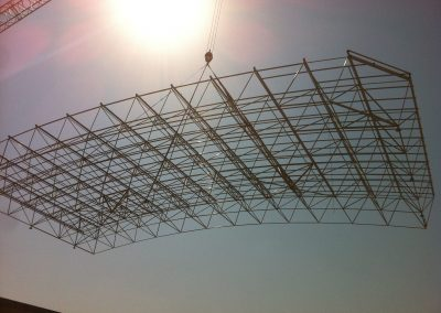 space frame structures examples